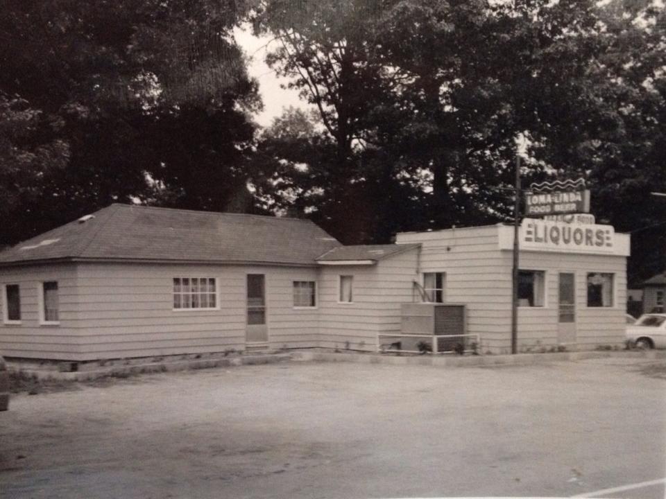 Loma Linda's in 1955